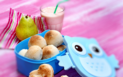 Healthy Snacks for Back to School